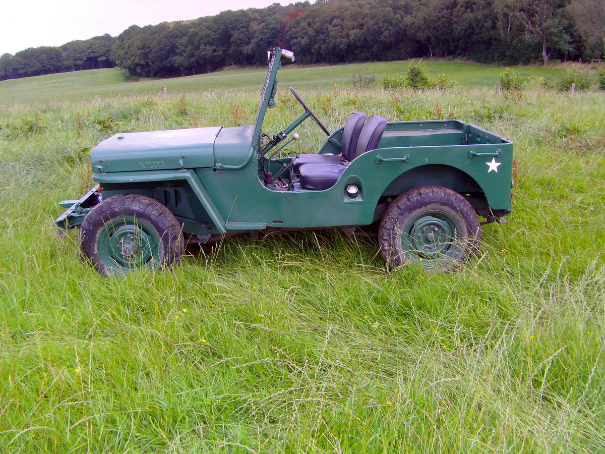 1948 willeys jeep For Sale (picture 3 of 6)