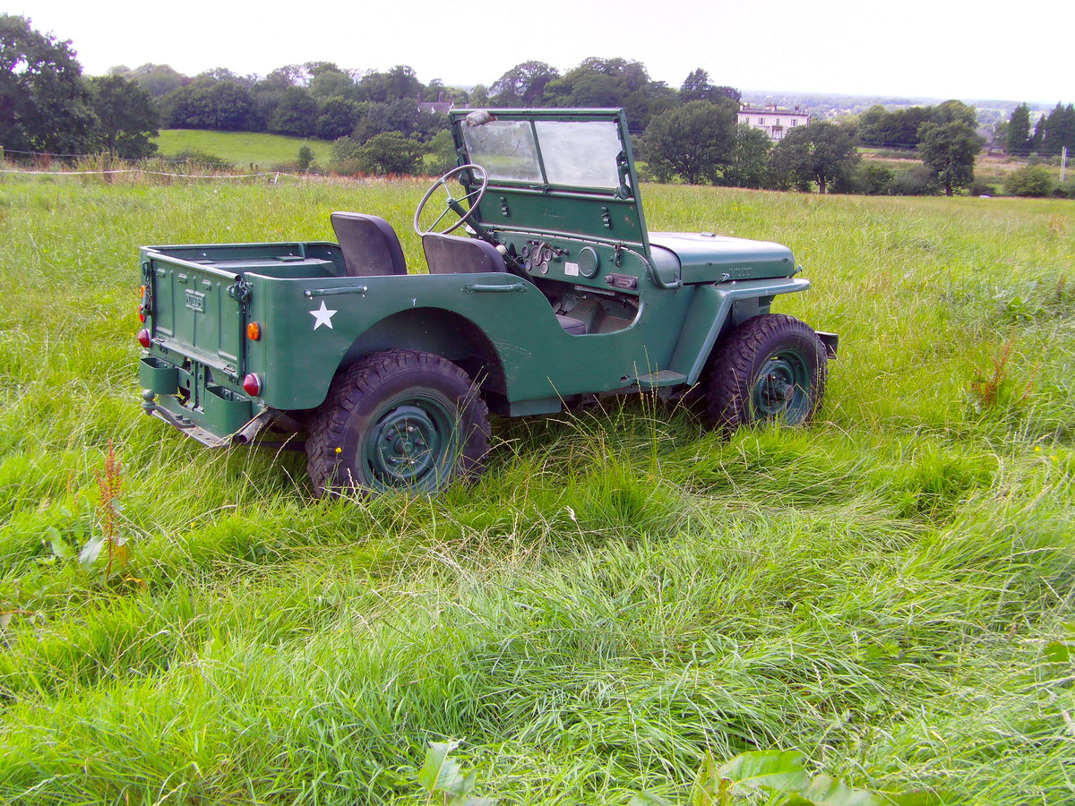 1948 willeys jeep For Sale (picture 4 of 6)