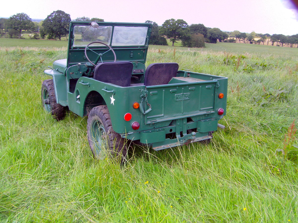1948 willeys jeep For Sale (picture 5 of 6)