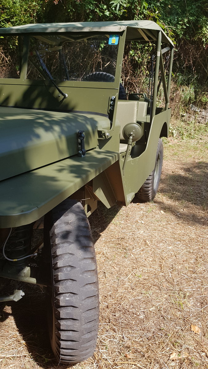 2019 Willys Jeep Reproduction For Sale (picture 5 of 6)