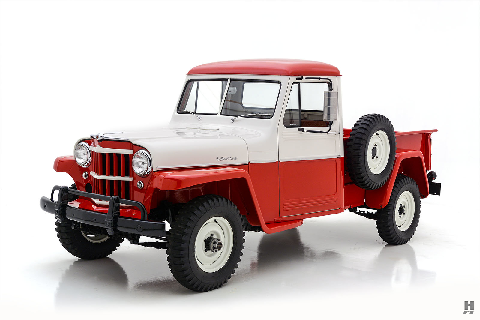 1960 Willys Jeep Pickup For Sale (picture 1 of 6)