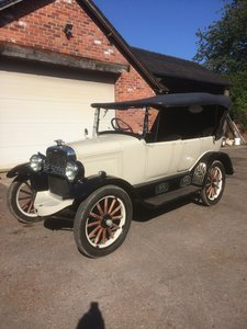 1922 Willys overland For Sale