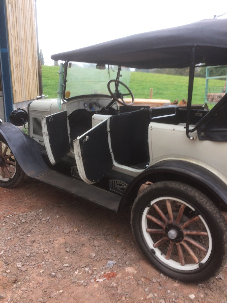 1922 Willys overland For Sale (picture 6 of 6)