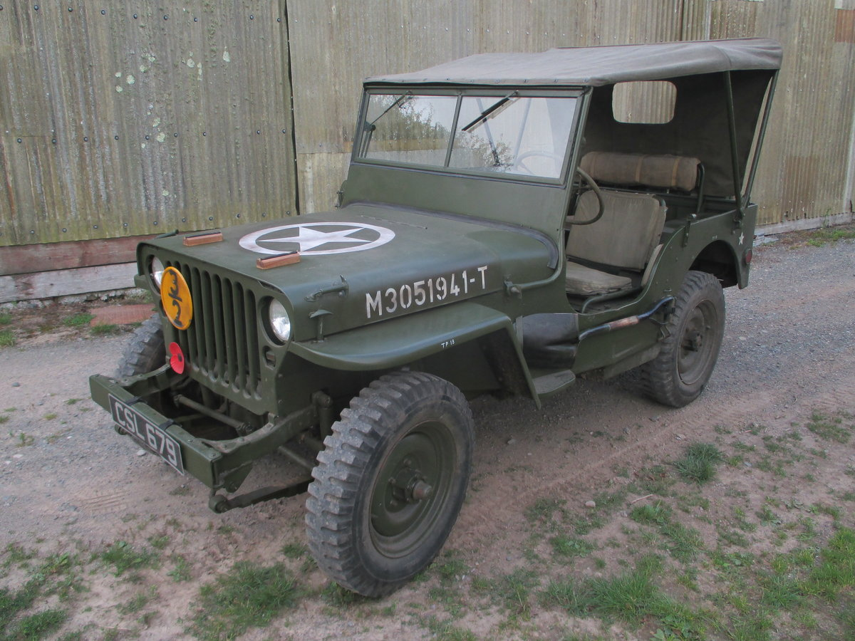 1962 willys jeep m201 SOLD (picture 5 of 6)