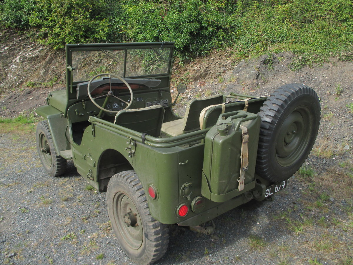 1962 willys jeep m201 SOLD (picture 6 of 6)