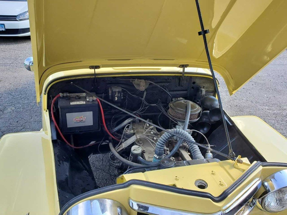 1952 Willys Jeepster (Watertown, CT) $27,500 obo For Sale (picture 6 of 6)