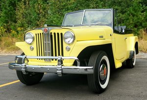 1948 Willys Jeepster Convertible For Sale