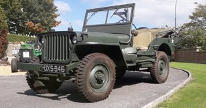 1945 Willys MB Jeep For Sale by Auction