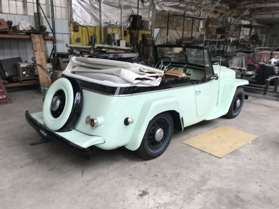 1951 Willys jeepster Resto mod (Bridgeton, NJ) $35,000 obo For Sale (picture 4 of 5)