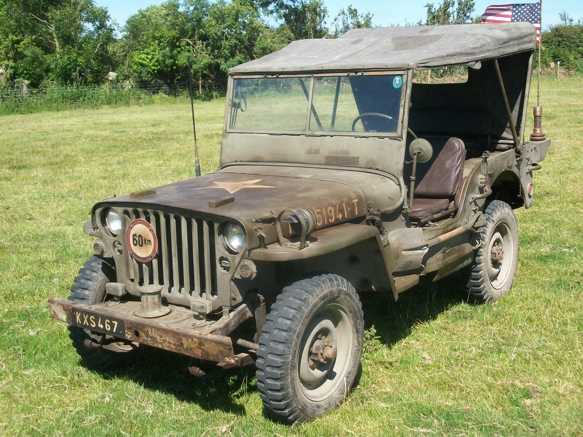 1942 willys or  hotchkiss jeep Wanted (picture 3 of 5)