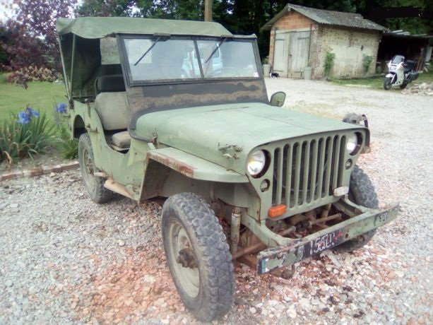 1942 willys or  hotchkiss jeep Wanted (picture 4 of 5)