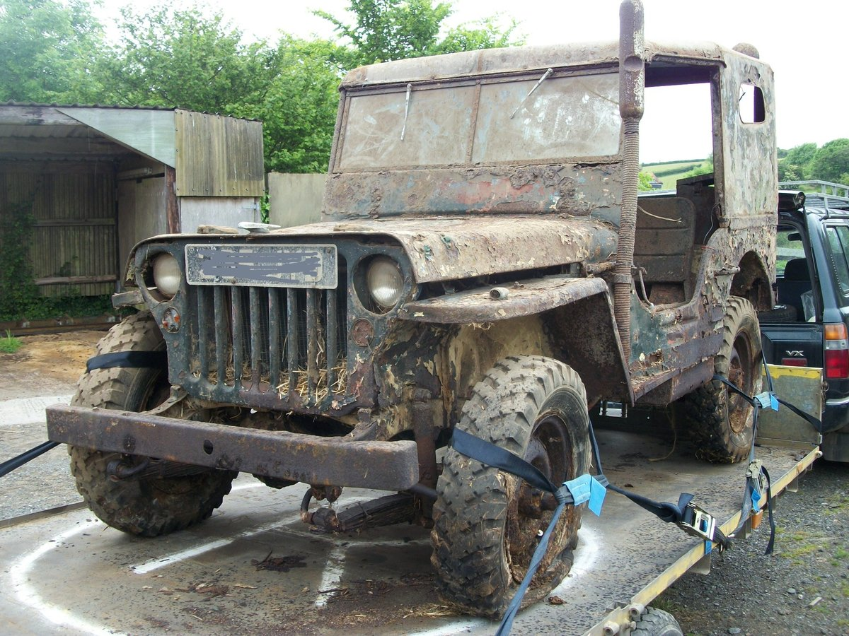 1942 willys or  hotchkiss jeep Wanted (picture 5 of 5)