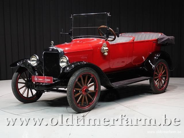 1922 Willys Overland Touring '22 For Sale (picture 1 of 6)