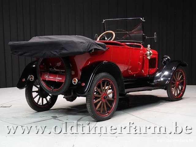 1922 Willys Overland Touring '22 For Sale (picture 2 of 6)