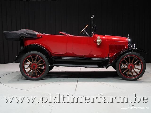1922 Willys Overland Touring '22 For Sale (picture 3 of 6)