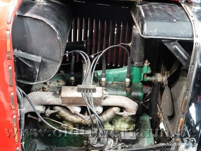 1922 Willys Overland Touring '22 For Sale (picture 6 of 6)