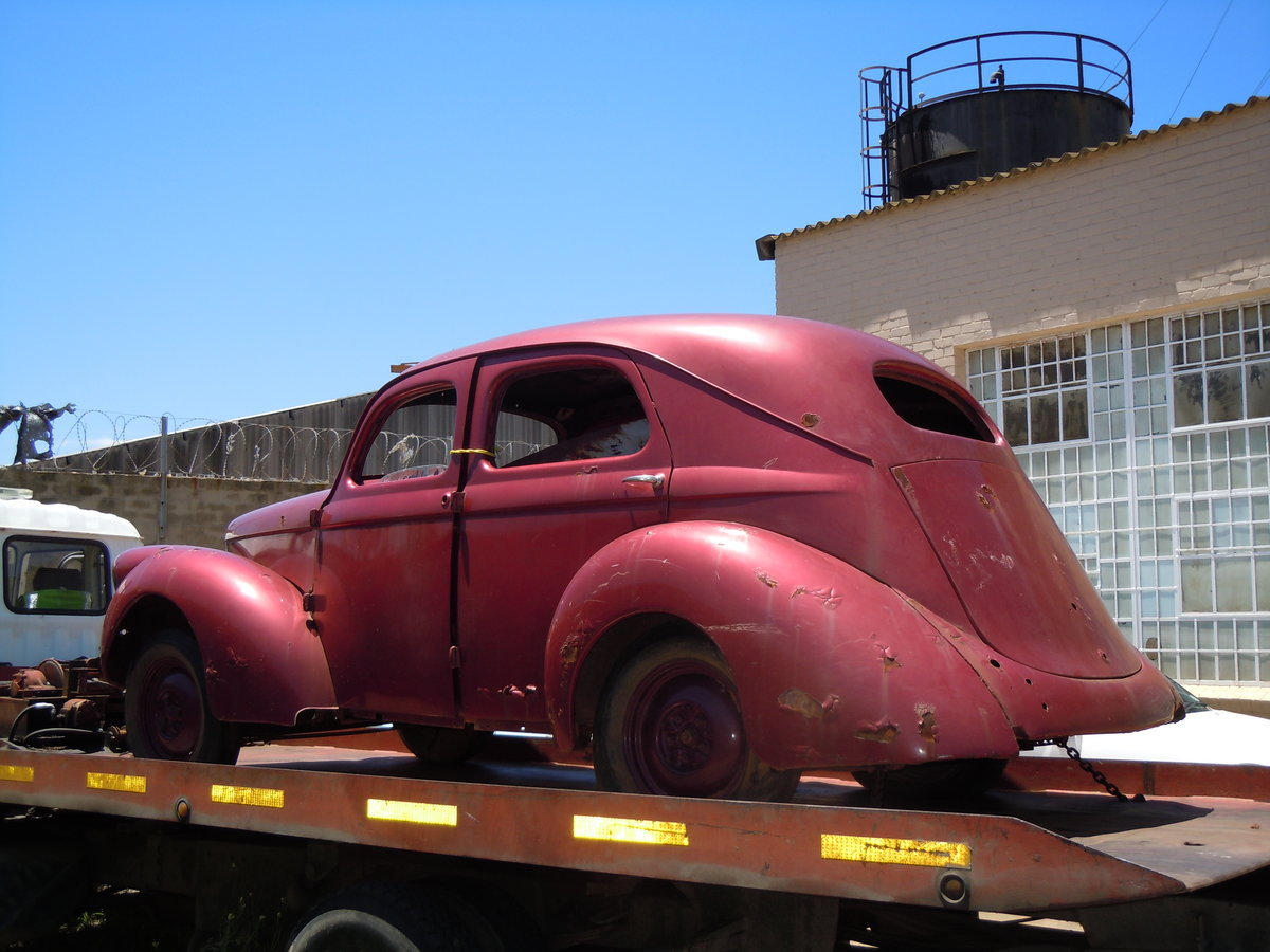1939 Willys Sedan - project  For Sale (picture 1 of 2)