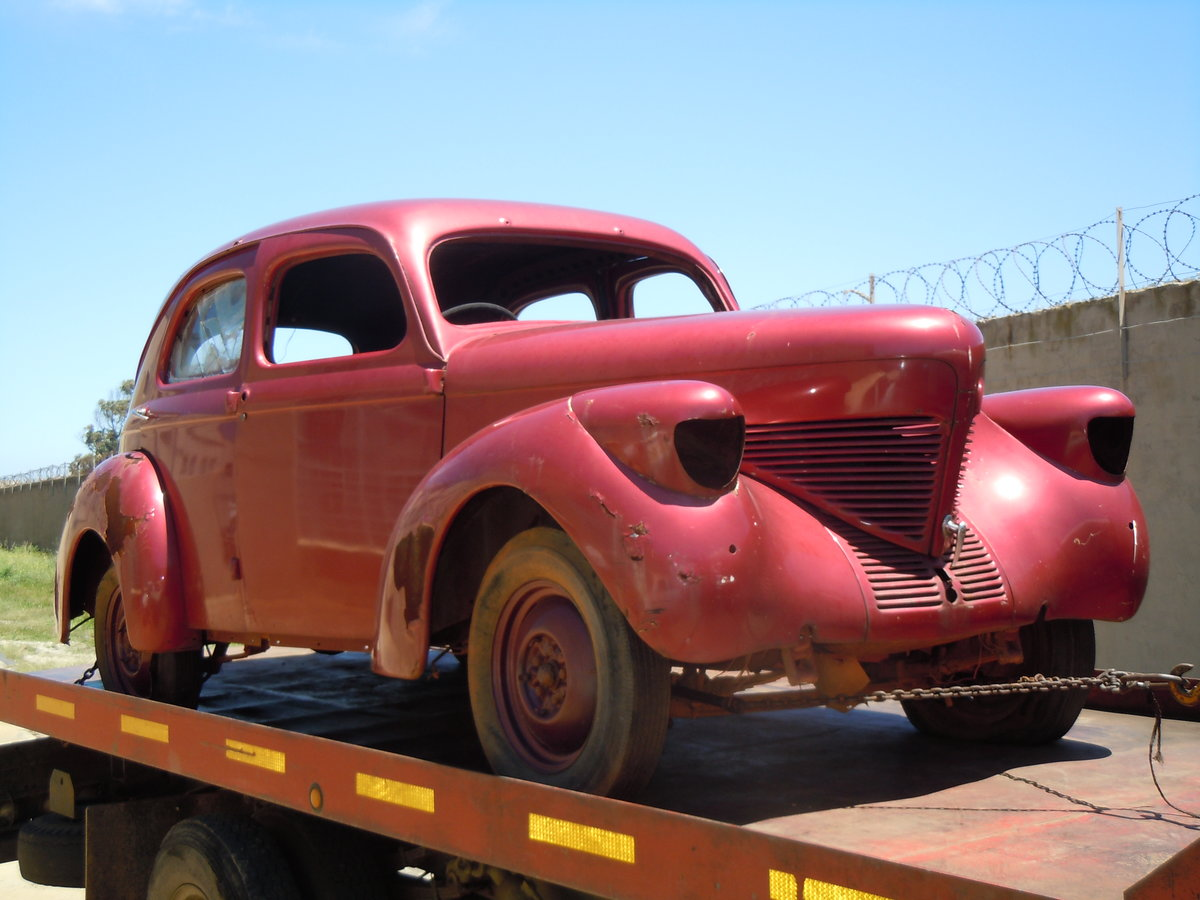 1939 Willys Sedan - project  For Sale (picture 2 of 2)