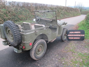 willys jeep m201