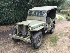 1943 Willy's Jeep MB