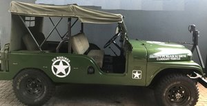 1956 Willys Jeep , Fully restored