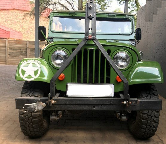 1956 Willys Jeep , Fully restored For Sale (picture 2 of 6)