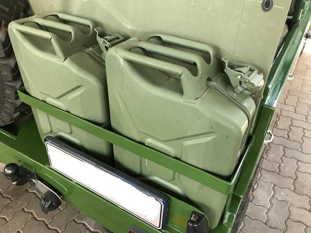 1956 Willys Jeep , Fully restored For Sale (picture 5 of 6)