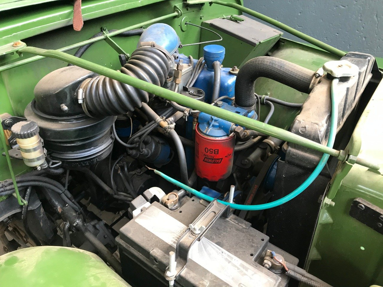 1956 Willys Jeep , Fully restored For Sale (picture 6 of 6)