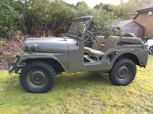 1953 Willys M38A1 jeep For Sale
