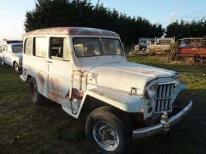 1956 Willys Overland Jeep NEW PRICE,