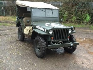 1944 Willys/Hotchkiss/Ford jeep