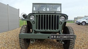 1945 Willys Jeep MB RESTORED For Sale
