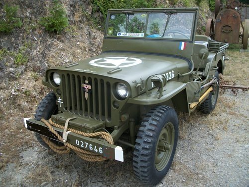 1956 willys jeep For Sale (picture 1 of 3)