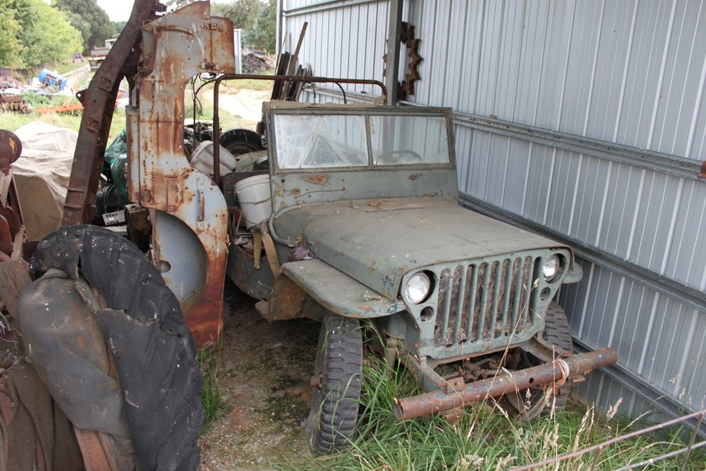 1956 willys jeep For Sale (picture 2 of 3)