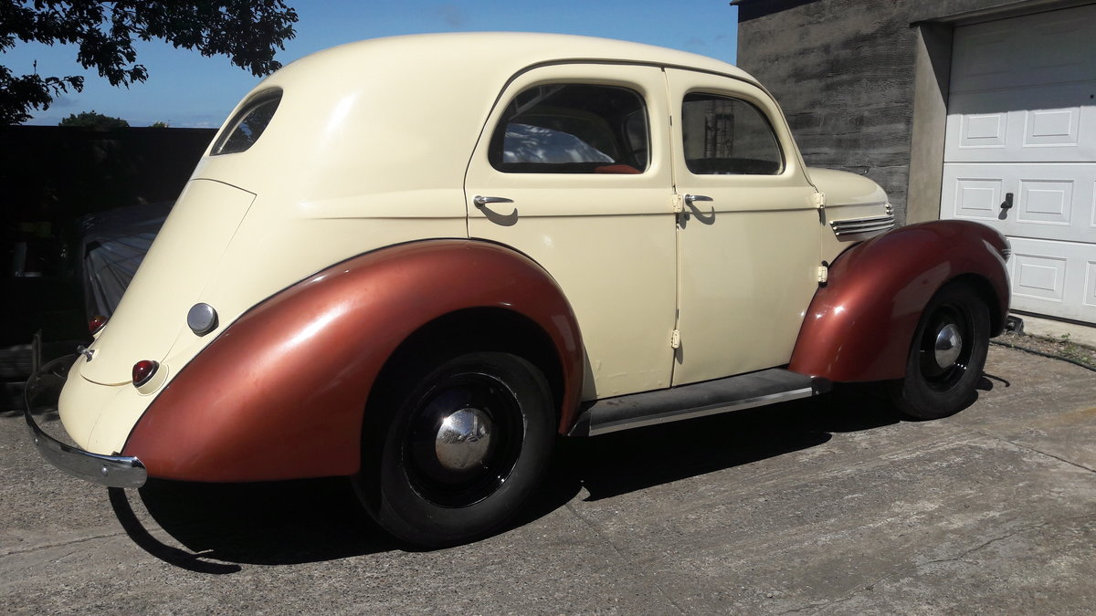 1937 Willy Sedan For Sale (picture 4 of 4)