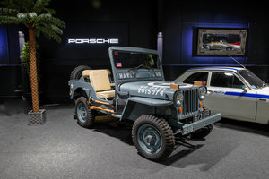 1953 Willys Jeep - US Navy Specification (CJ-3A) For Sale