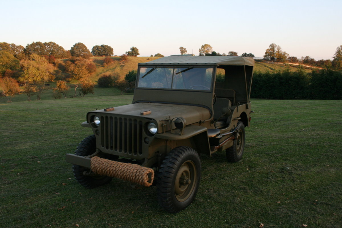 Picture of 1943 WILLYS MB RESTORED 6 VOLT For Sale