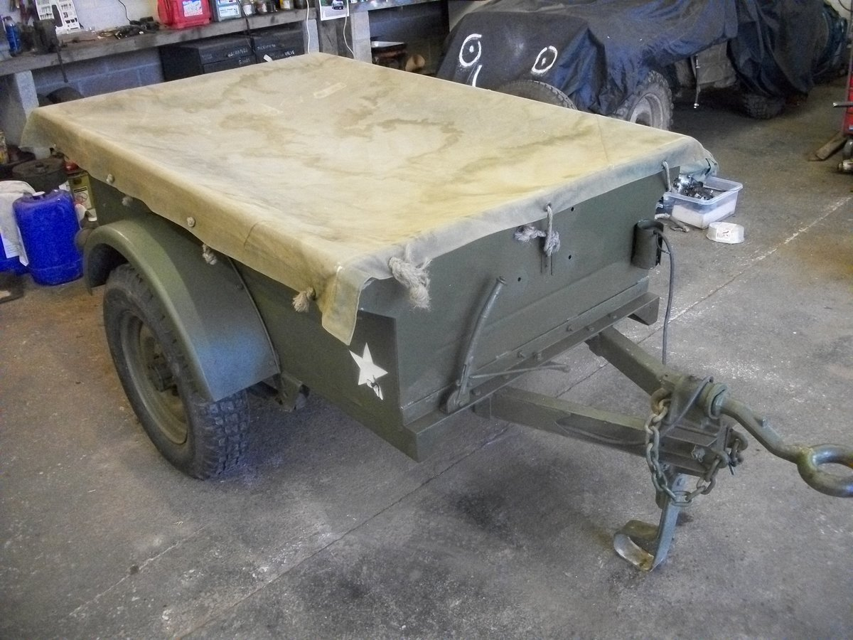 1956 willys jeep trailer SOLD (picture 4 of 6)