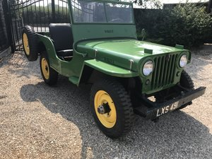 Picture of 1946 Willys CJ-2A Jeep For Sale by Auction