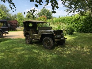 Picture of 1942 Willys Jeep MB For Sale