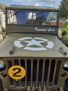 Picture of 1945 Willys mb jeep