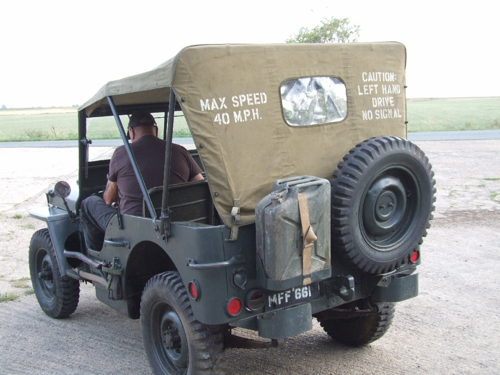 1944 Willys Jeep  For Sale (picture 1 of 6)