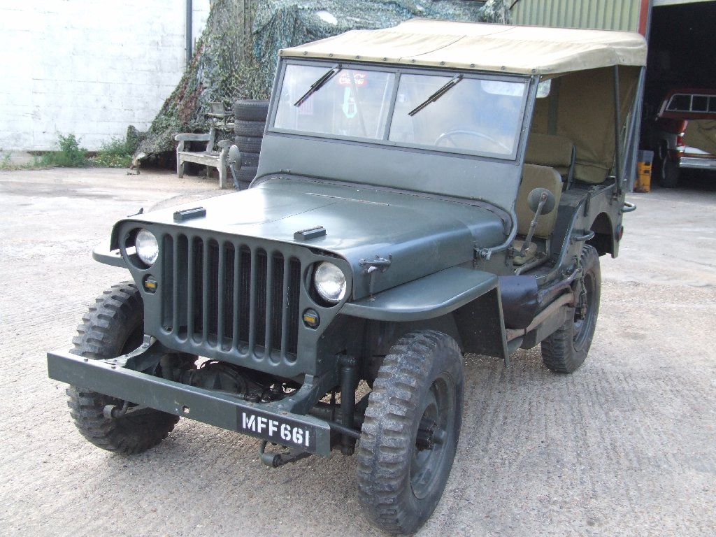 1944 Willys Jeep  For Sale (picture 2 of 6)