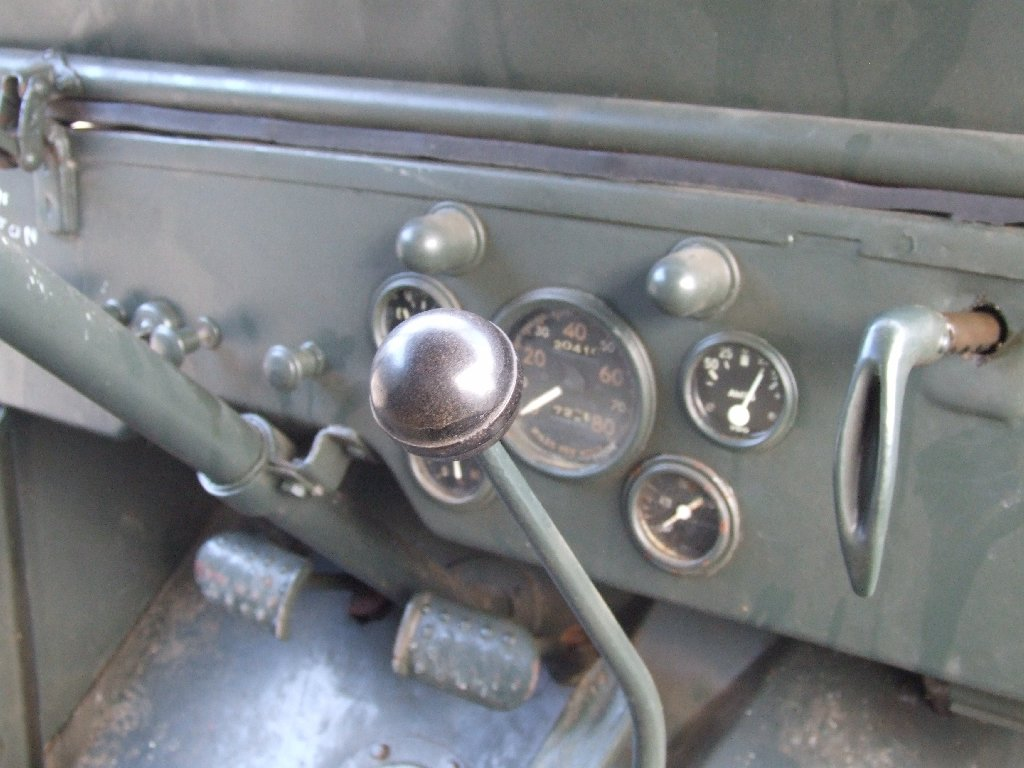 1944 Willys Jeep  For Sale (picture 3 of 6)