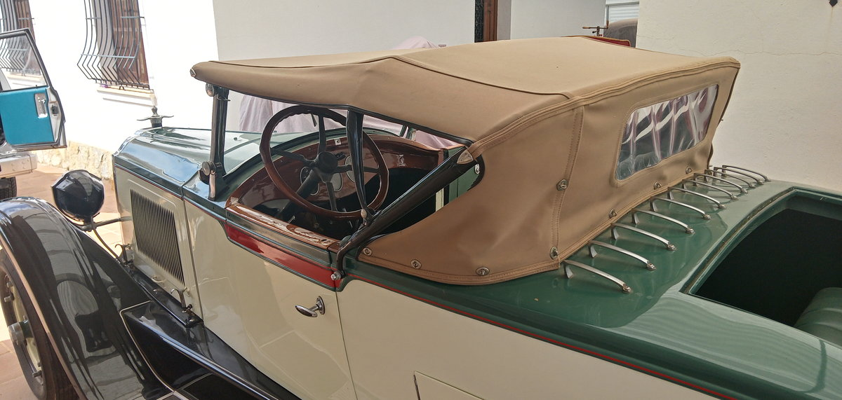 1925 1928 Willys Knight Varsity Roadster For Sale (picture 3 of 6)