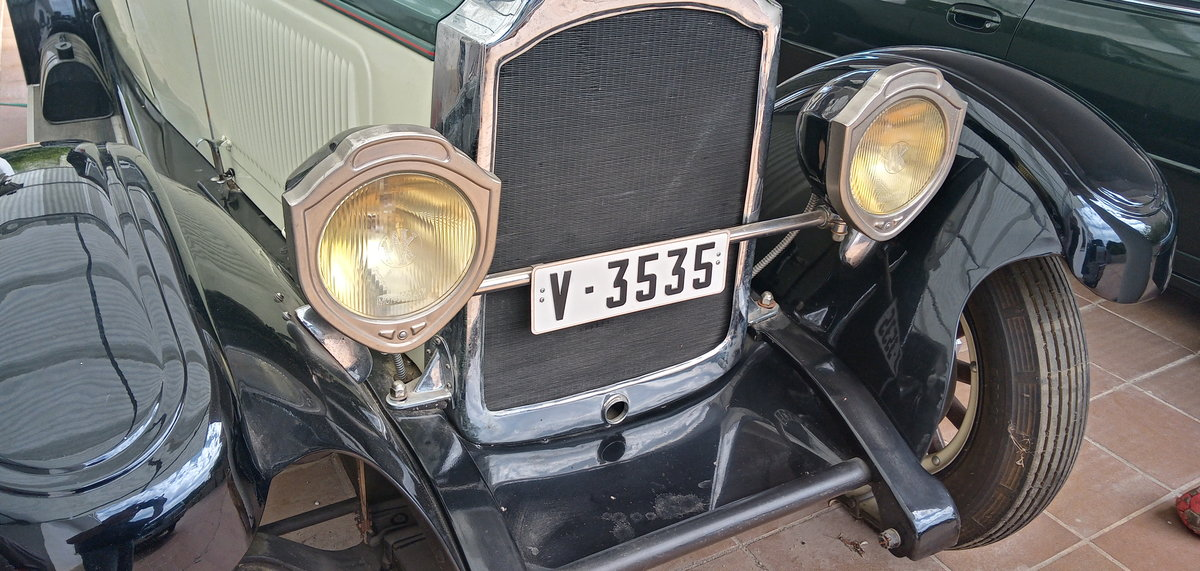 1925 1928 Willys Knight Varsity Roadster For Sale (picture 5 of 6)