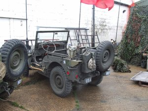 Picture of 1943 Willys Jeep