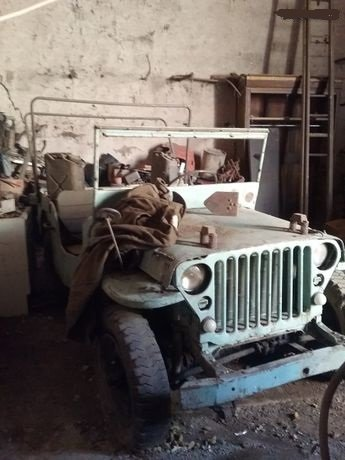 Picture of 1943 willys jeep hotchkiss ford wanted for sale For Sale
