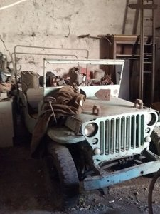 Picture of 1943 willys jeep hotchkiss ford For Sale