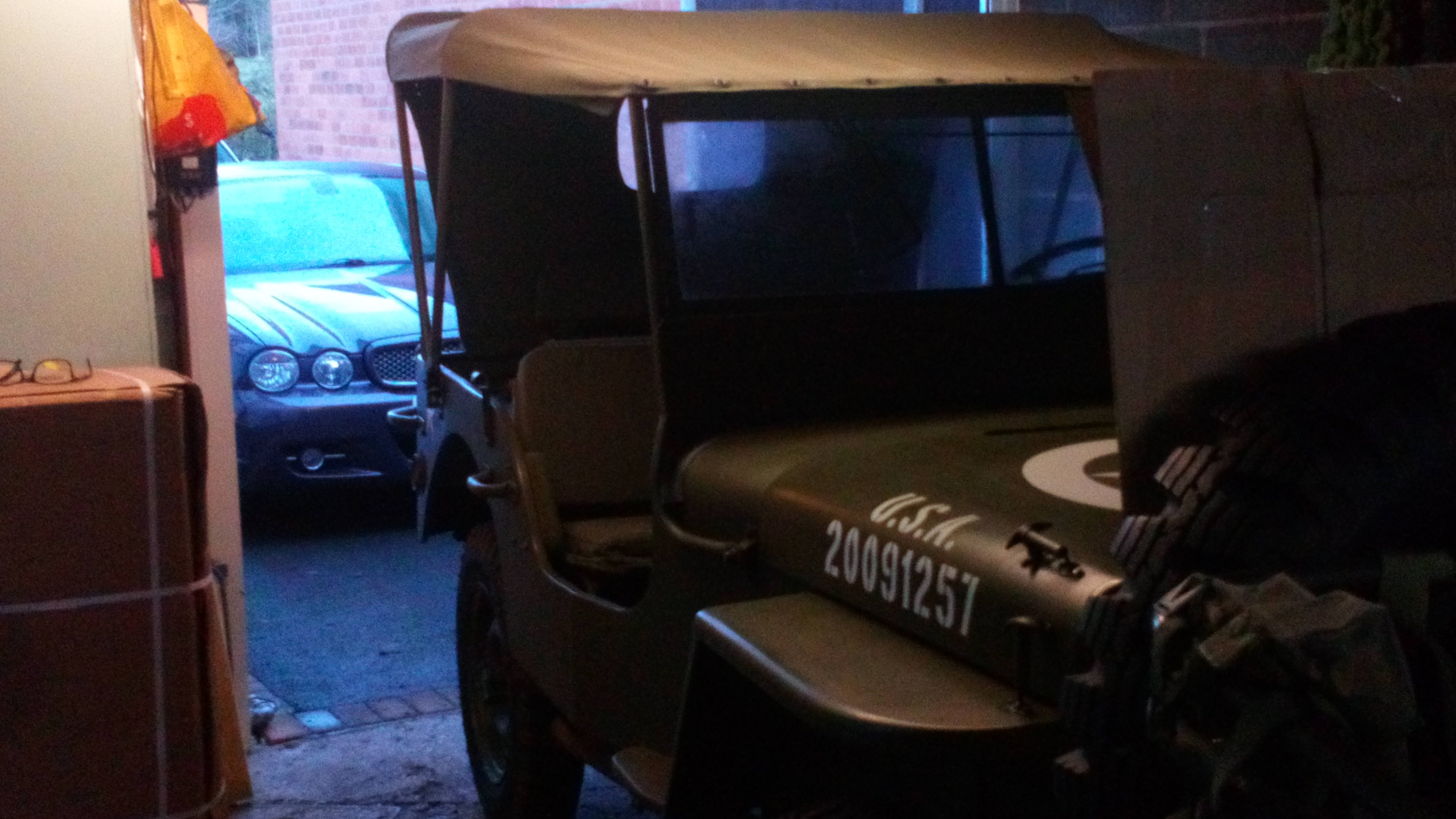 1942 Military jeep For Sale (picture 4 of 4)